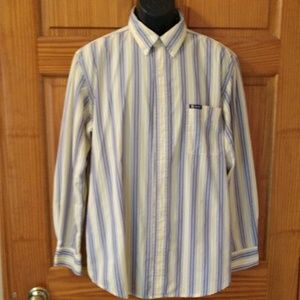 Chaps Easy Care shirt. Size L